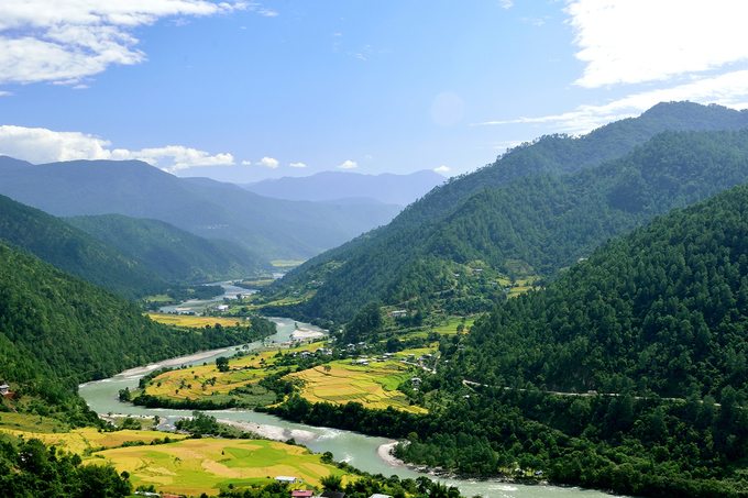 Bhutan - an viet travel